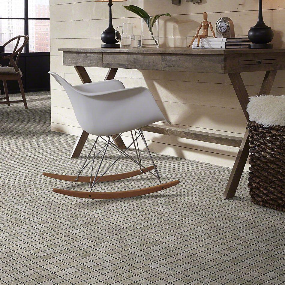 Shaw Floors SFA Quartz Mosaic Greige 00250_SA938