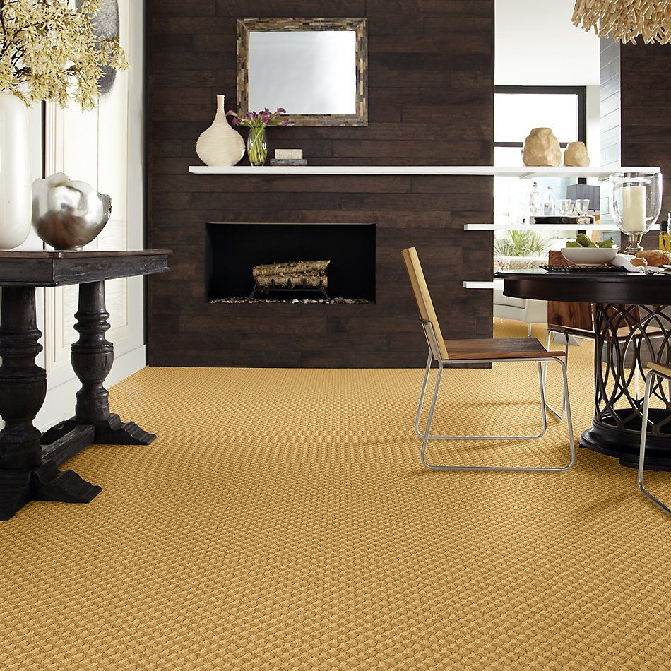 Shaw Floors Caress By Shaw Inspired Design Turmeric 00250_CC81B