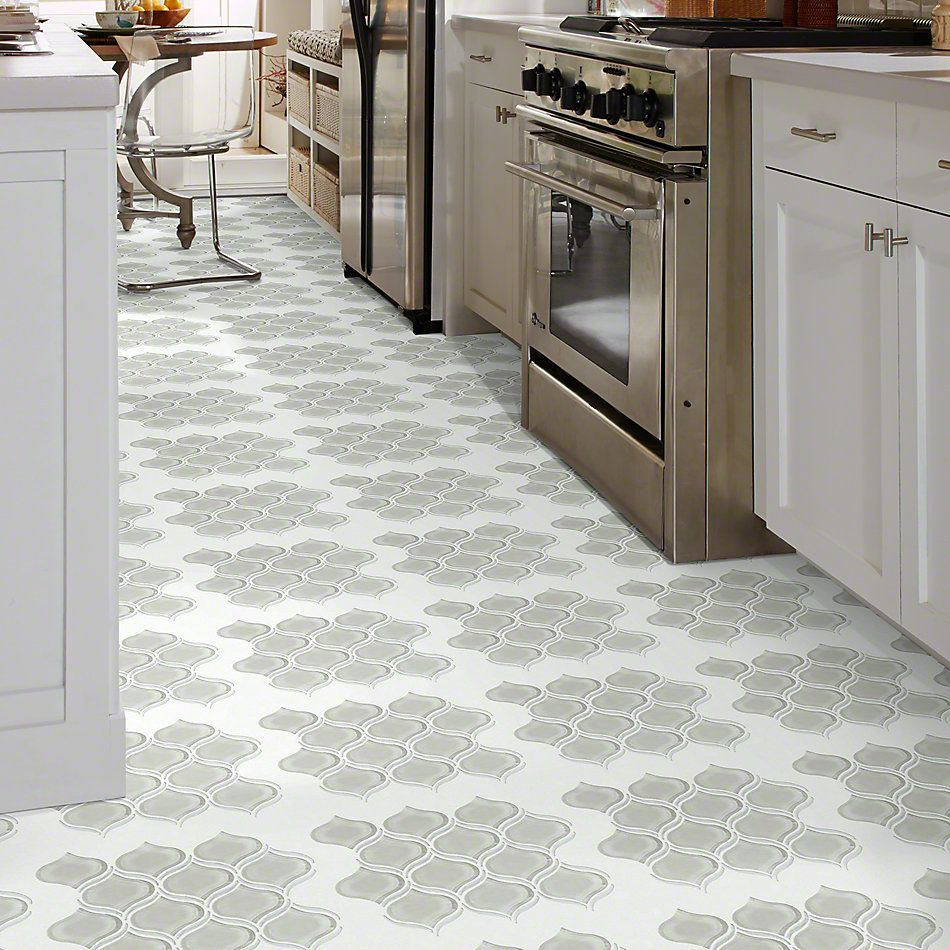 Shaw Floors Ceramic Solutions Cardinal Lantern Glass Mosaic Mist 00250_CS17Z