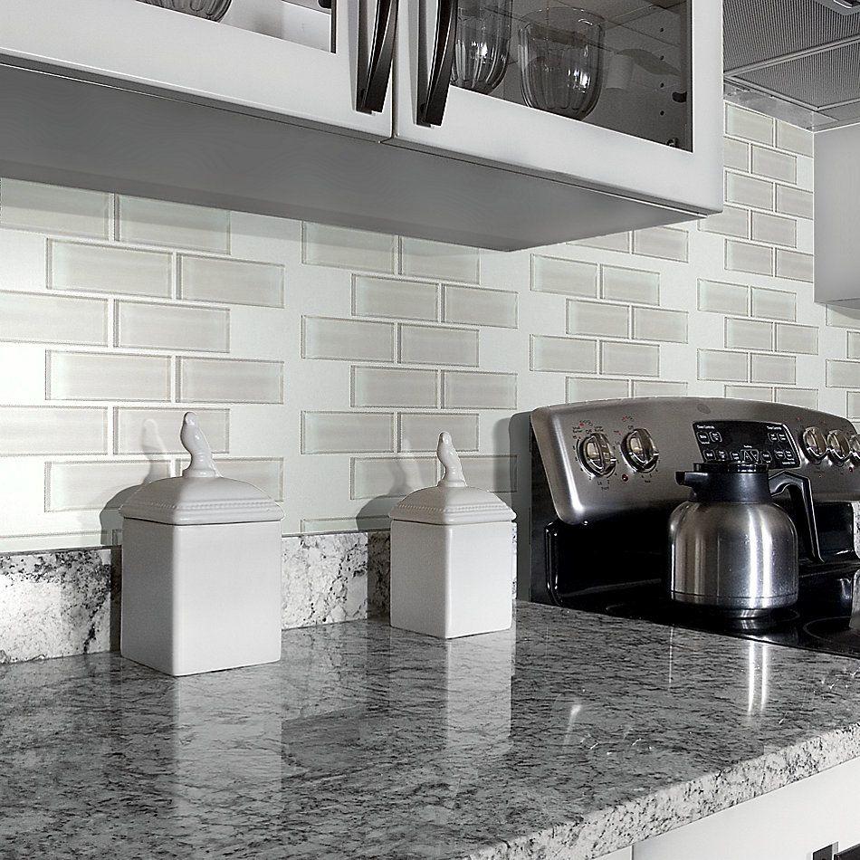 Shaw Floors Home Fn Gold Ceramic Principal Subway Glass Mo Mist 00250_TG84B