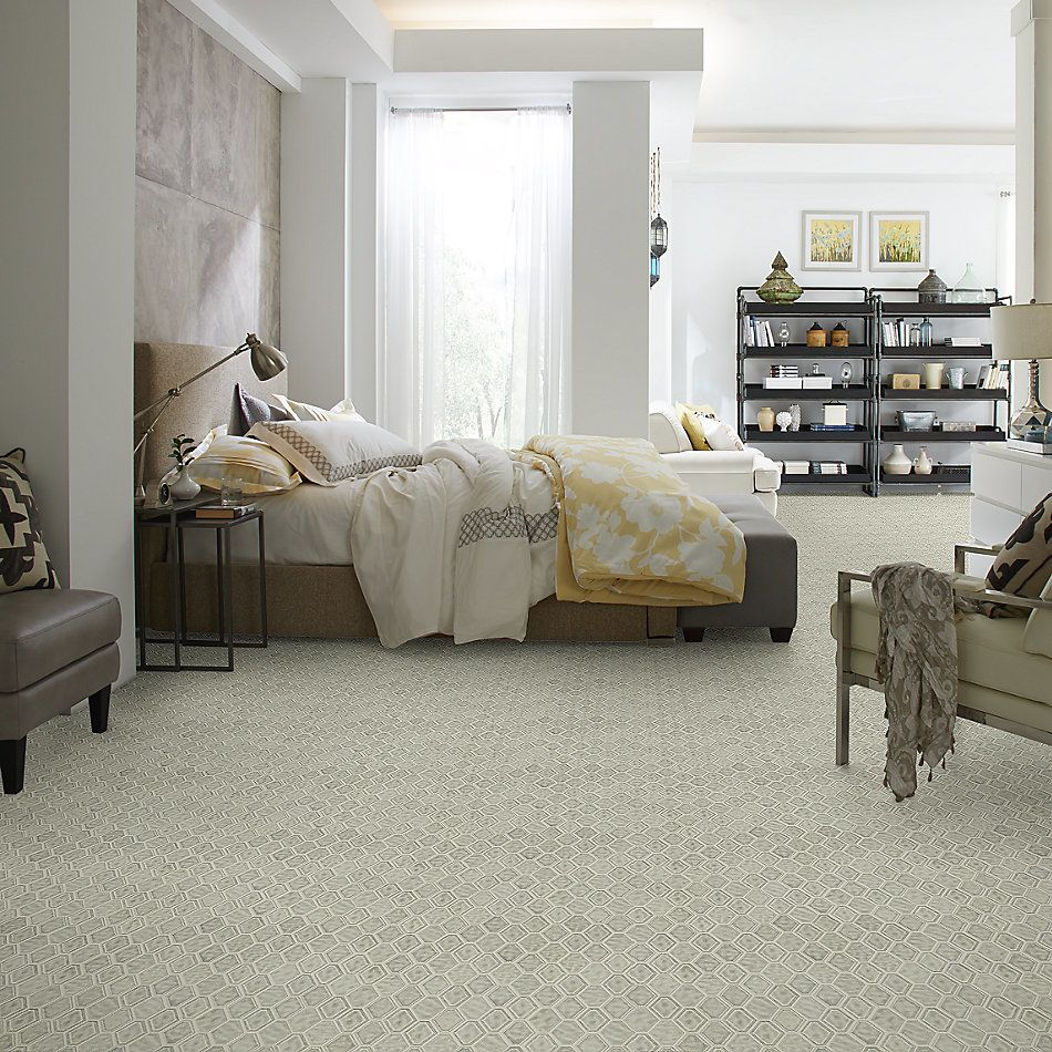 Shaw Floors Home Fn Gold Ceramic Geoscapes Diamond Taupe 00250_TGJ79