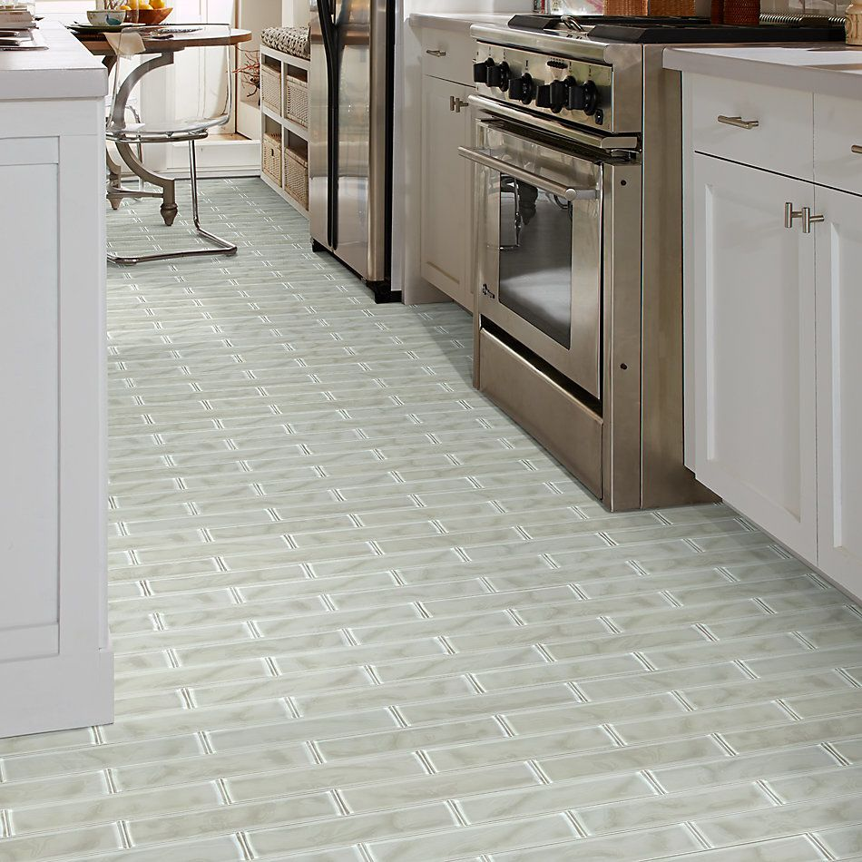Shaw Floors Toll Brothers Ceramics Principal 3×12 Artisan Glass Mist 00250_TL73B