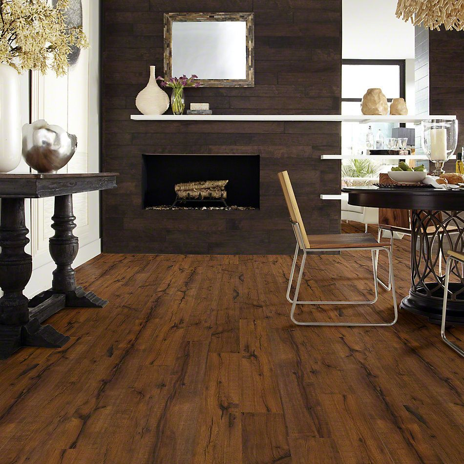 Shaw Floors Home Fn Gold Laminate Mackinaw Sawmill Hickory 00255_HL247