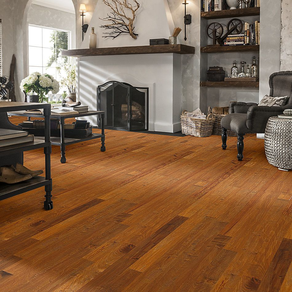 Shaw Floors Home Fn Gold Hardwood Discovery Maple 3 Ivyland 00256_HW506