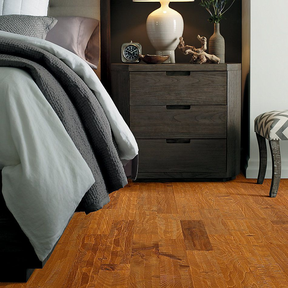 Shaw Floors Home Fn Gold Hardwood Discovery Maple 4 Ivyland 00256_HW507