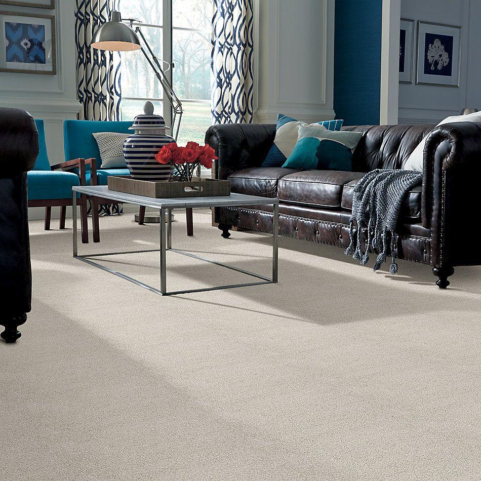 Shaw Floors Foundations Take The Floor Tonal Blue Cashmere 00260_5E010