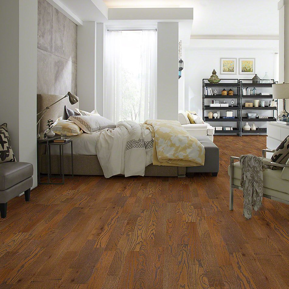 Shaw Floors Shaw Hardwoods Homestead Copper 00272_SW518