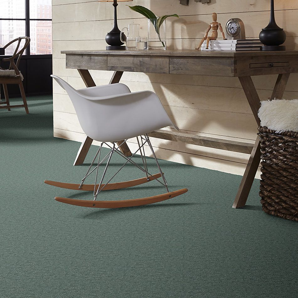 Shaw Floors Property Solutions Stonecrest II Frosted Teal 00300_HF597