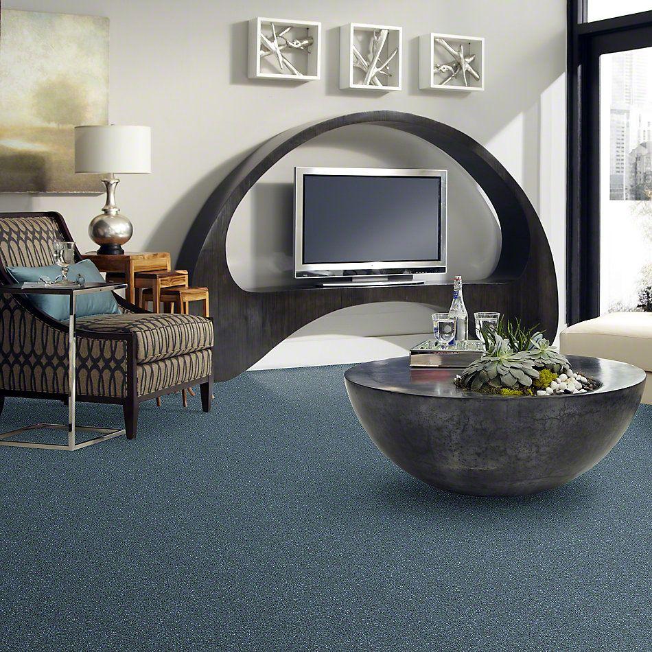Shaw Floors Shaw Design Center Beautifully Simple I 12 Blue Lagoon 00301_5C746
