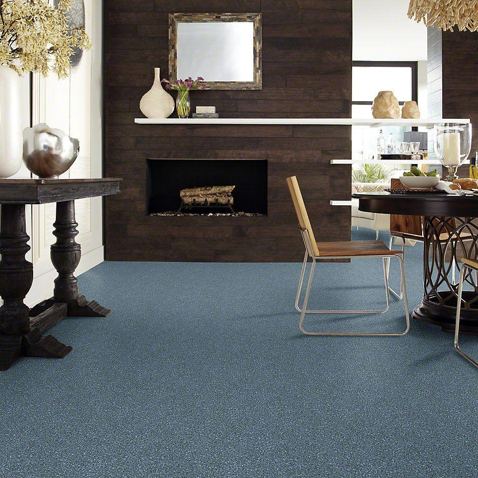 Shaw Floors SFA Turn The Page I 12′ Blue Lagoon 00301_EA523