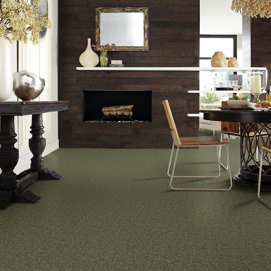 Shaw Floors Shaw Design Center Different Times III 12 Sage Leaf 00302_5C496