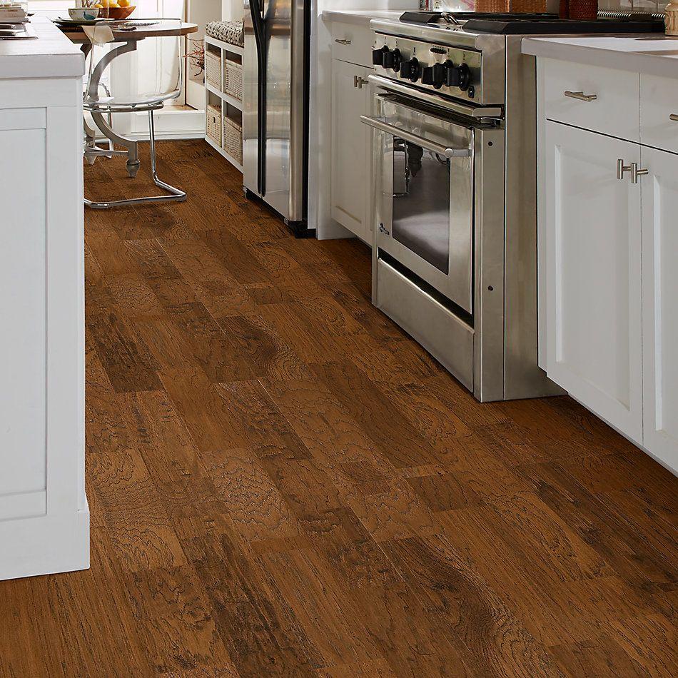 Shaw Floors Arkansas Flooring Connection Lawrence 5 Burnt Barnboard 00304_AK000