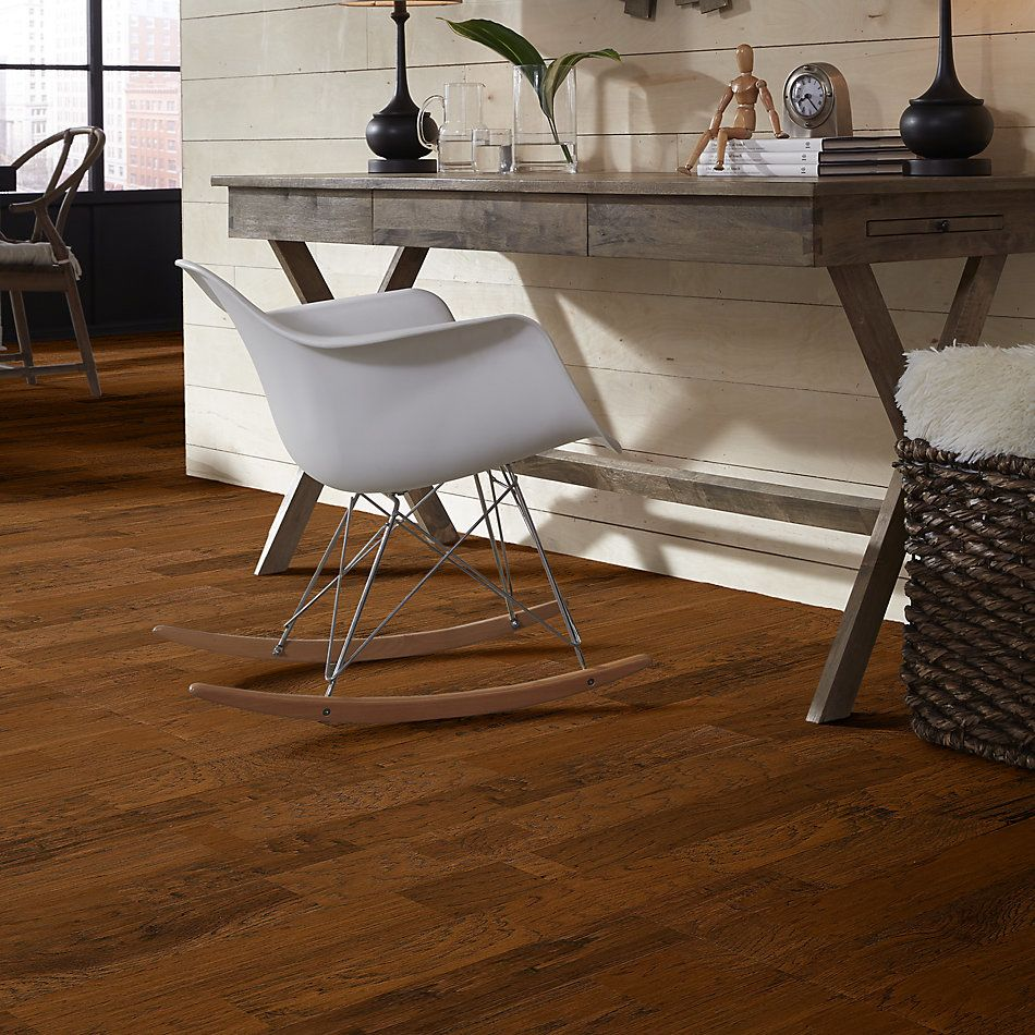 Shaw Floors Shaw Epic Hardwood Pebble Hill Hcky 5 Burnt Barnboard 00304_IS508