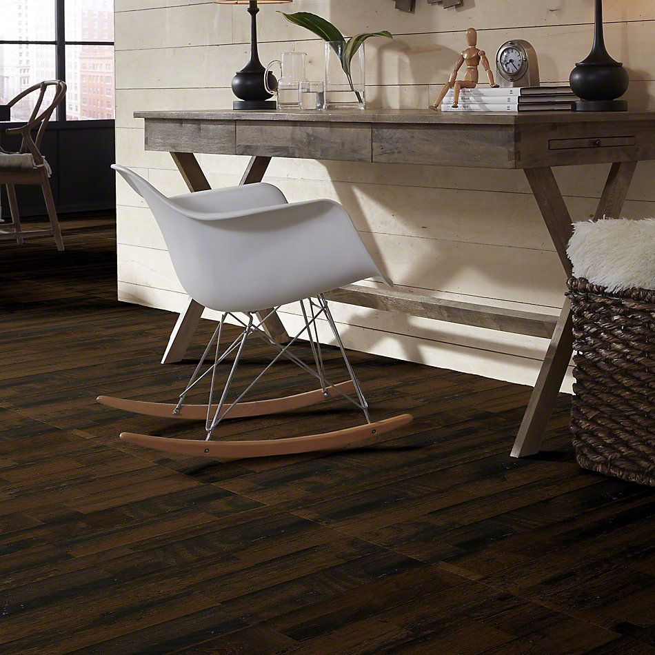 Shaw Floors Shaw Design Center Franklin Hickory Bayou Brown 00306_DC155