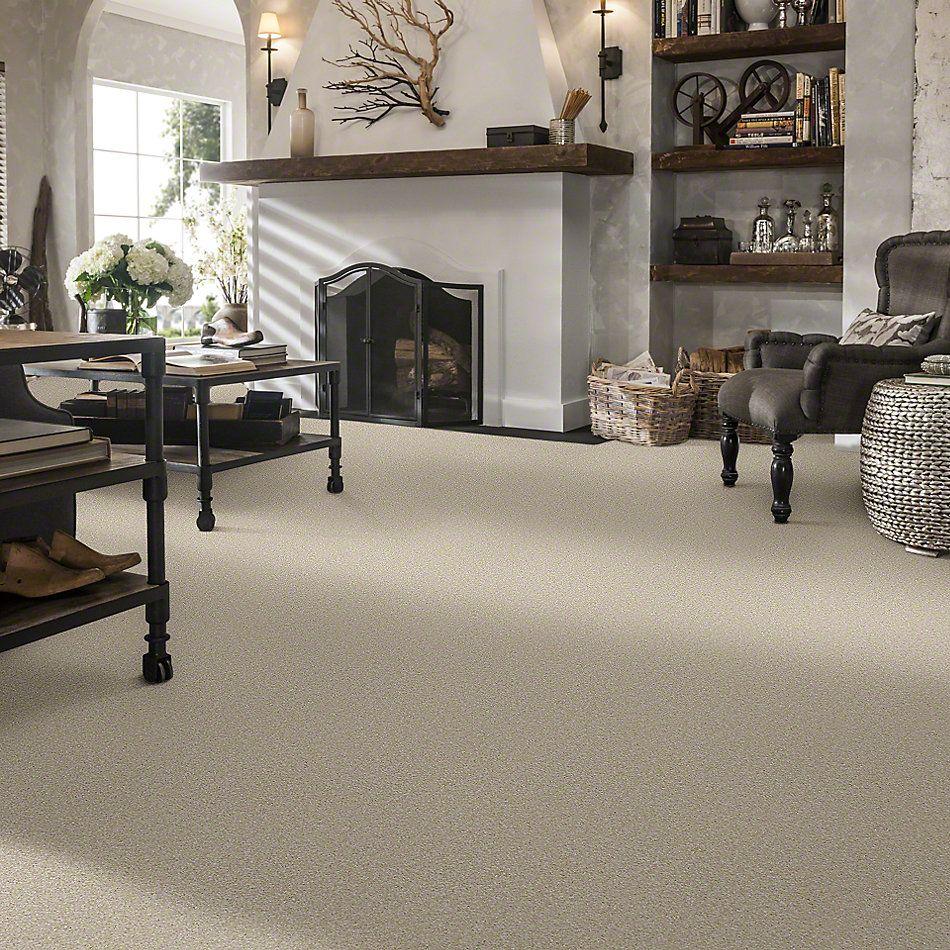 Shaw Floors Queen Sandy Hollow II 12′ Country Haze 00307_Q4275