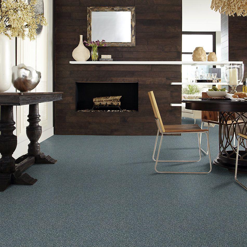Shaw Floors Bellera Just A Hint II Net Blue Wing 00310_E9784