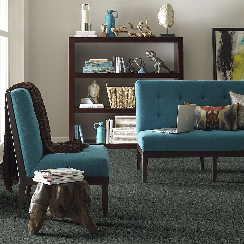 Shaw Floors Caress By Shaw Quiet Comfort Classic II Emerald 00324_CCB97