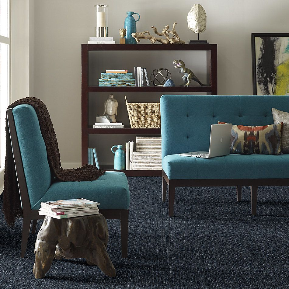Anderson Tuftex American Home Fashions Caswell Teal Zeal 00347_ZA775
