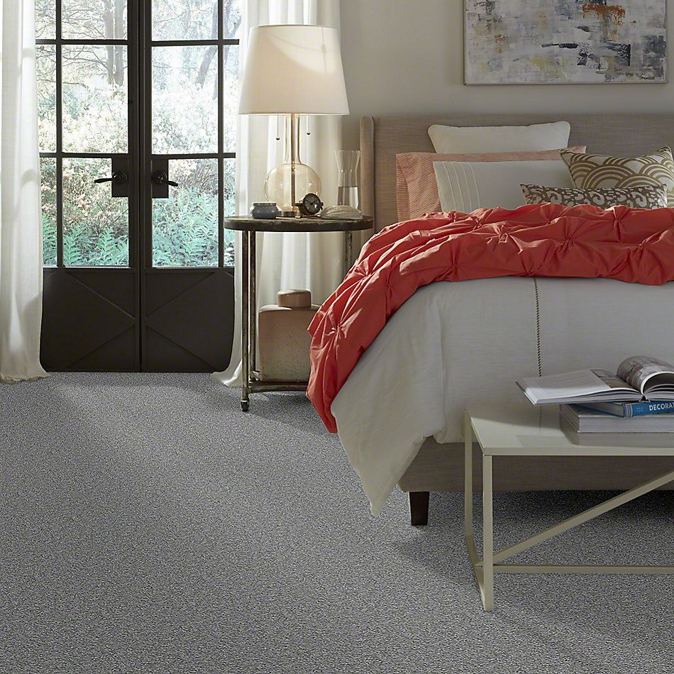 Shaw Floors Town Creek III Sea Mist 00400_52S32