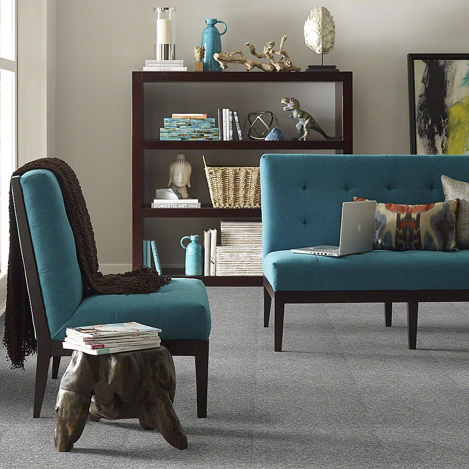Shaw Floors Town Creek I 15′ Sea Mist 00400_52V12