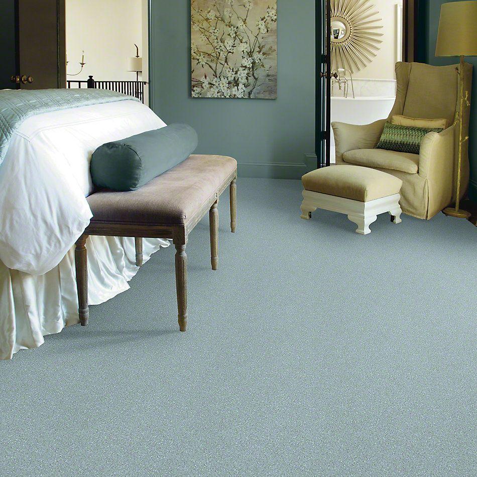 Shaw Floors Shaw Design Center Beautifully Simple I 12 Sweet Blue 00400_5C746