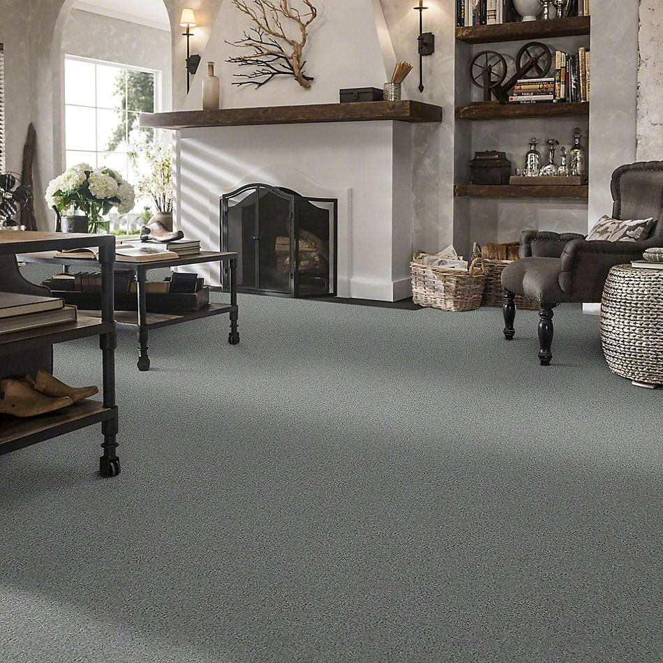 Shaw Floors Shaw Design Center Beautifully Simple II 12 Sweet Blue 00400_5C747