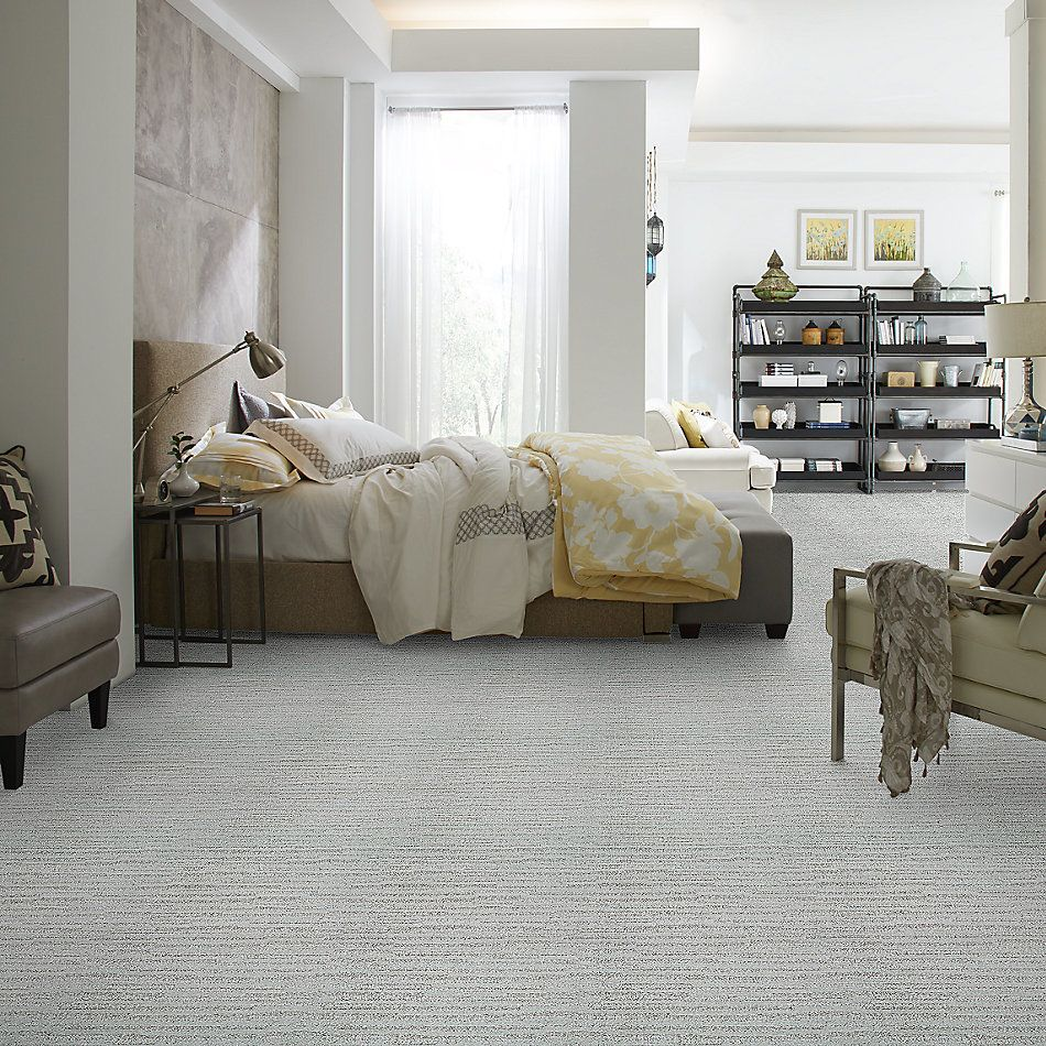 Shaw Floors Caress By Shaw Calais Stil Net Sky Washed 00400_5E058