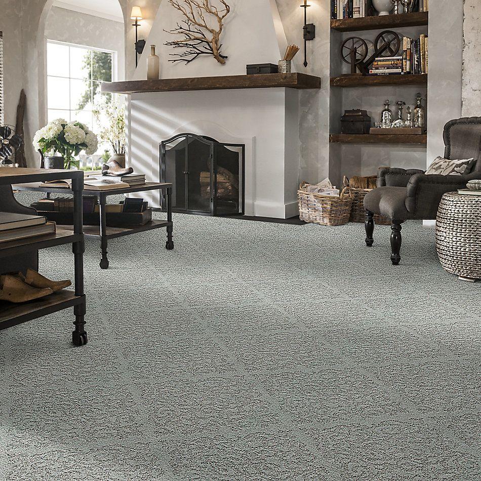 Shaw Floors Caress By Shaw Chateau Fare Lg Net Sky Washed 00400_CC33B