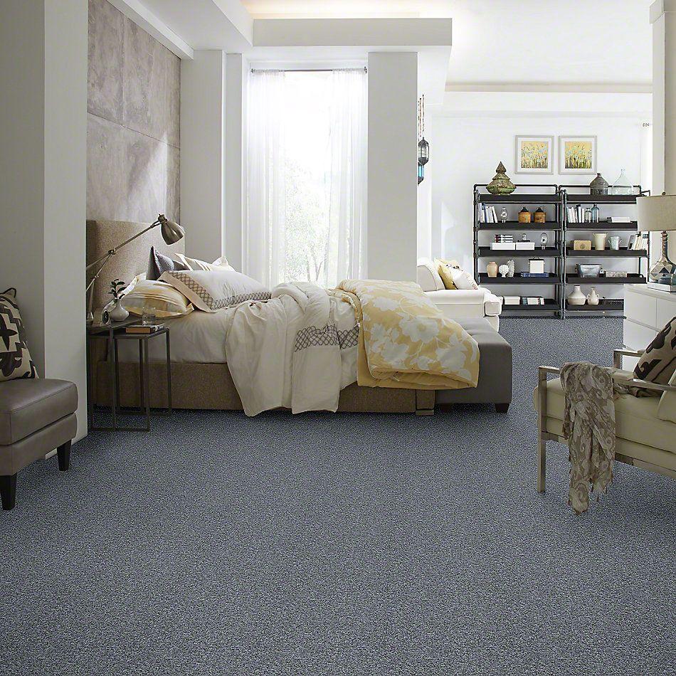 Shaw Floors Value Collections Dazzle Me Texture Net Ocean 00400_E0884