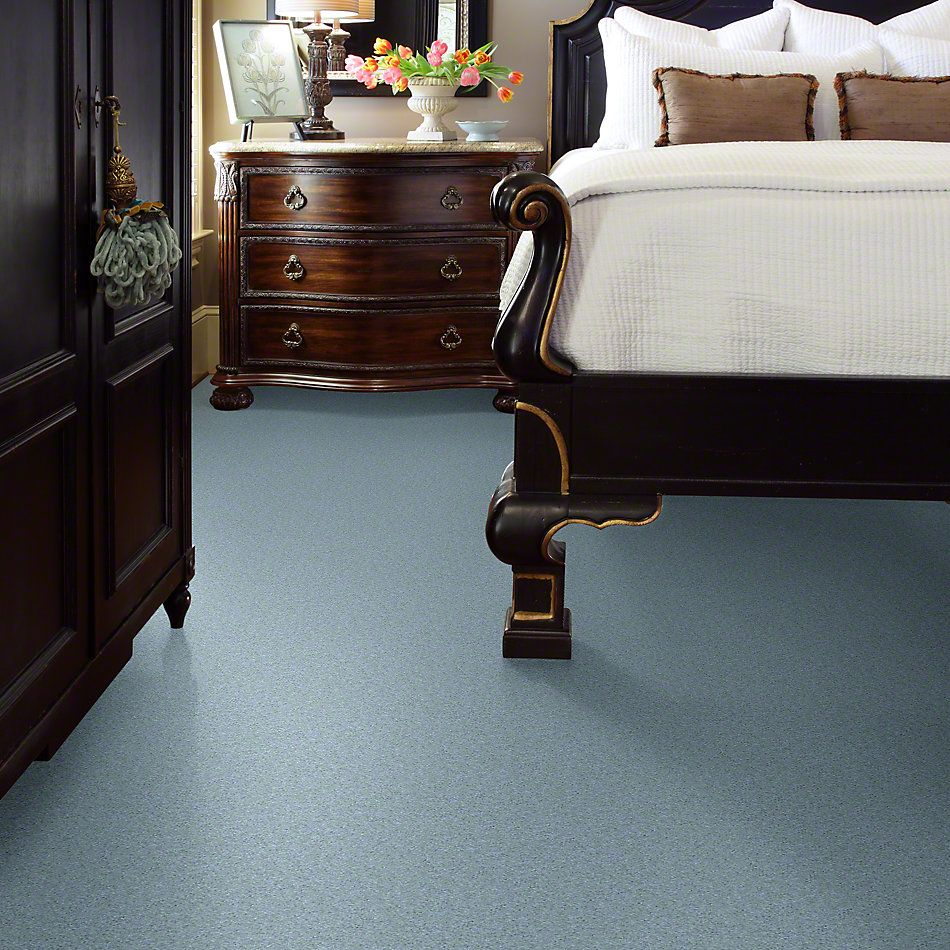 Shaw Floors Value Collections Sing With Me II Net Cool Water 00400_E0906