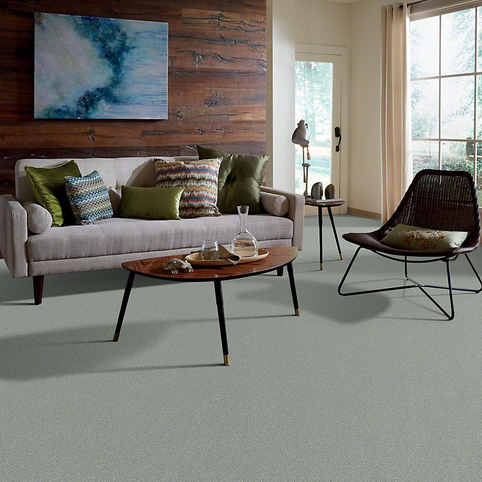 Shaw Floors Value Collections Invitation  Only I Net Sea Spray 00400_E9026
