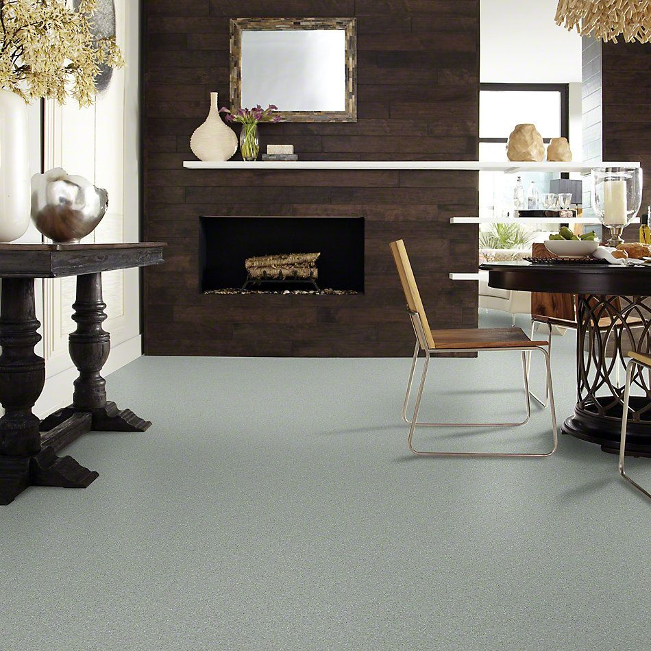 Shaw Floors Value Collections Invitation Only II Net Sea Spray 00400_E9027