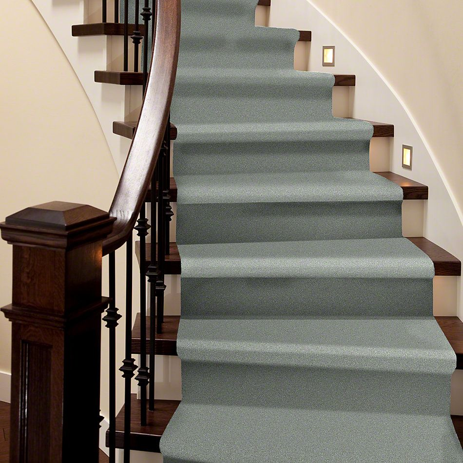 Shaw Floors Value Collections Invitation Only III Net Sea Spray 00400_E9028