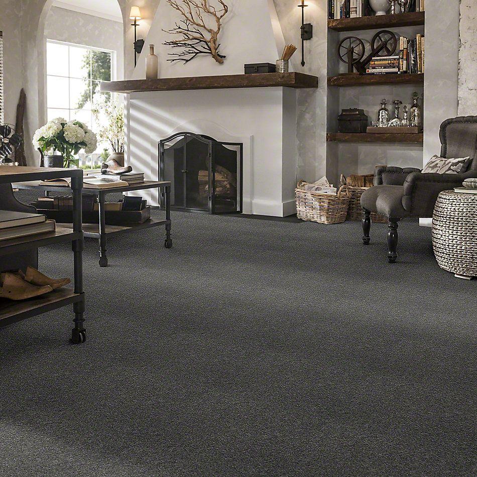 Shaw Floors SFA Loyal Beauty II Blue Chateau 00400_EA163