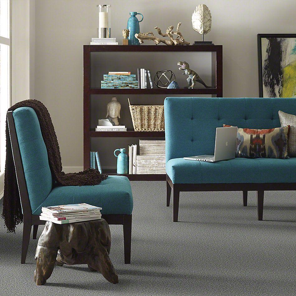 Shaw Floors SFA Loyal Beauty III Blue Chateau 00400_EA164