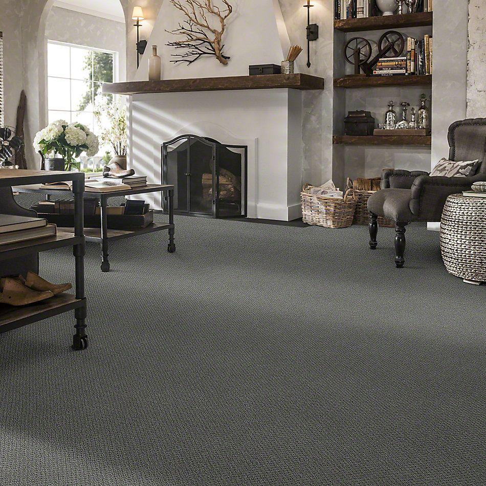 Shaw Floors SFA Sincere Beauty Loop Blue Chateau 00400_EA184