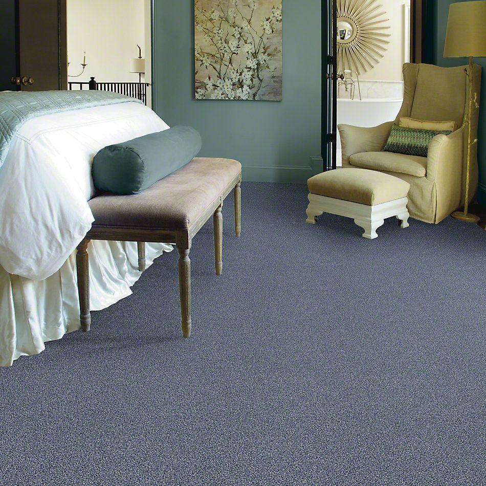 Shaw Floors Foundations Exploration Ocean Blue 00400_EA701