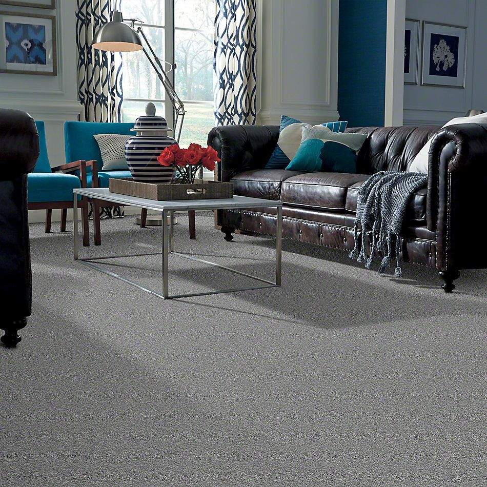 Shaw Floors Shaw Flooring Gallery Invite Possibility III Sea Mist 00400_Q316G