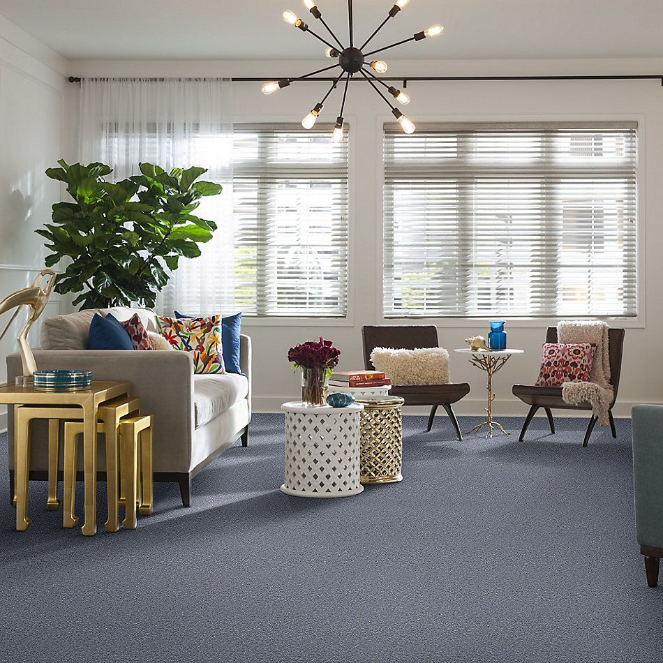 Shaw Floors Apd/Sdc Decordovan II 12′ Blue Suede 00400_QC392