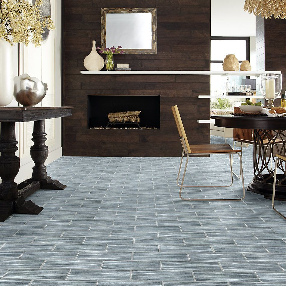 Shaw Floors Toll Brothers Ceramics Parade 4×12 Wall Indigo 00400_TL21B