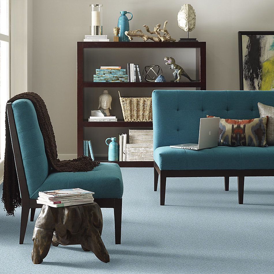 Shaw Floors Roll Special Xv921 Cool Water 00400_XV921