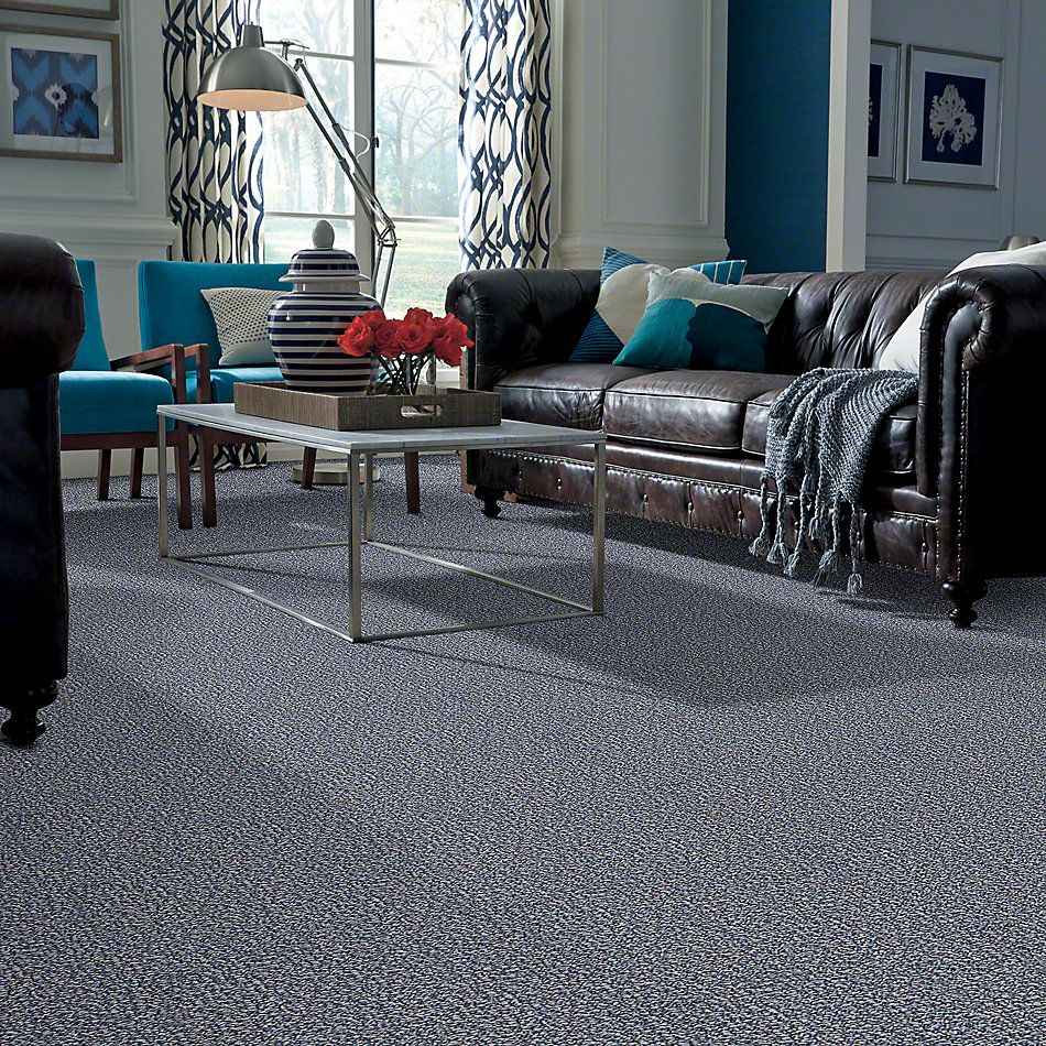 Shaw Floors Pure Waters 12 Sapphire Shimmer 00401_52H10