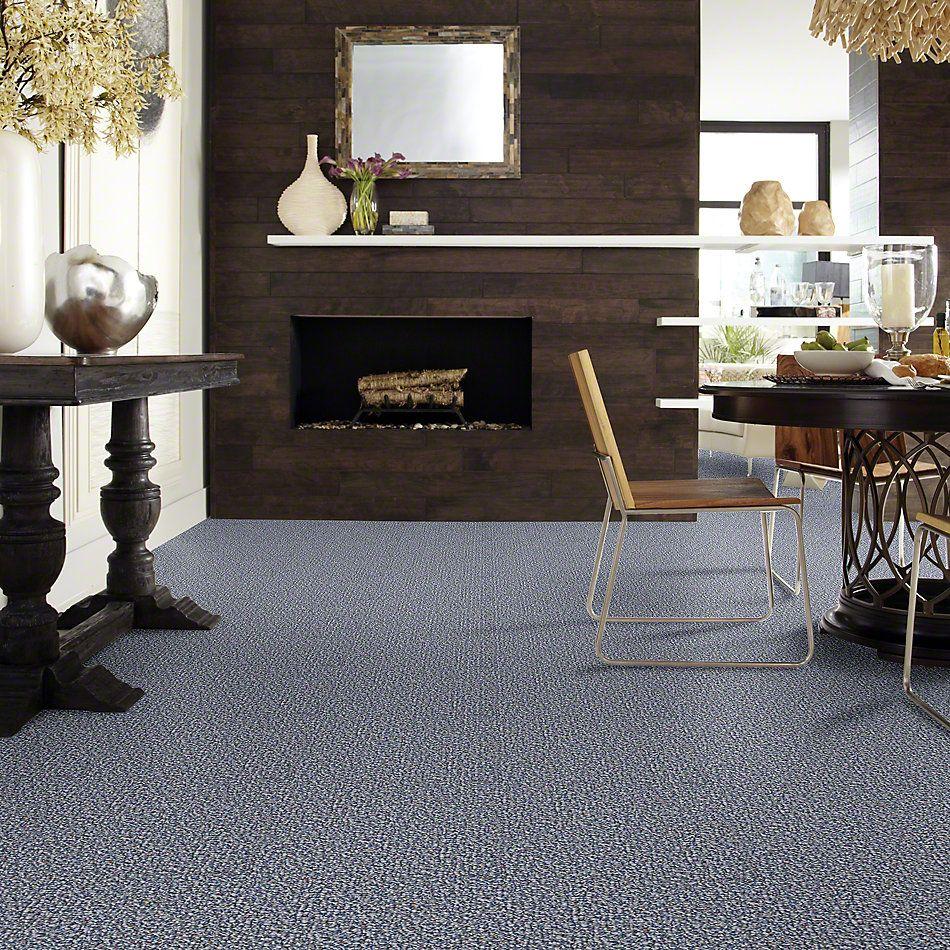 Shaw Floors SFA Riverknoll 12 Sapphire Shimmer 00401_52H70