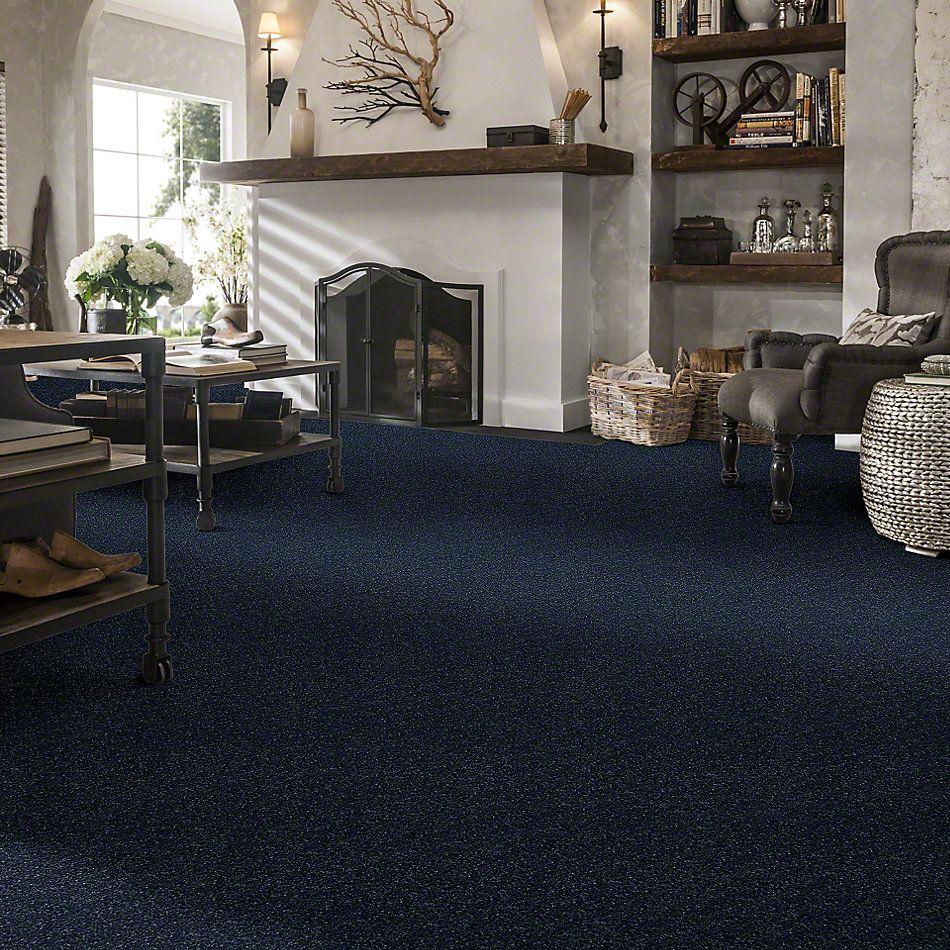 Shaw Floors Secret Escape II 15′ Blue Macaw 00401_E0051