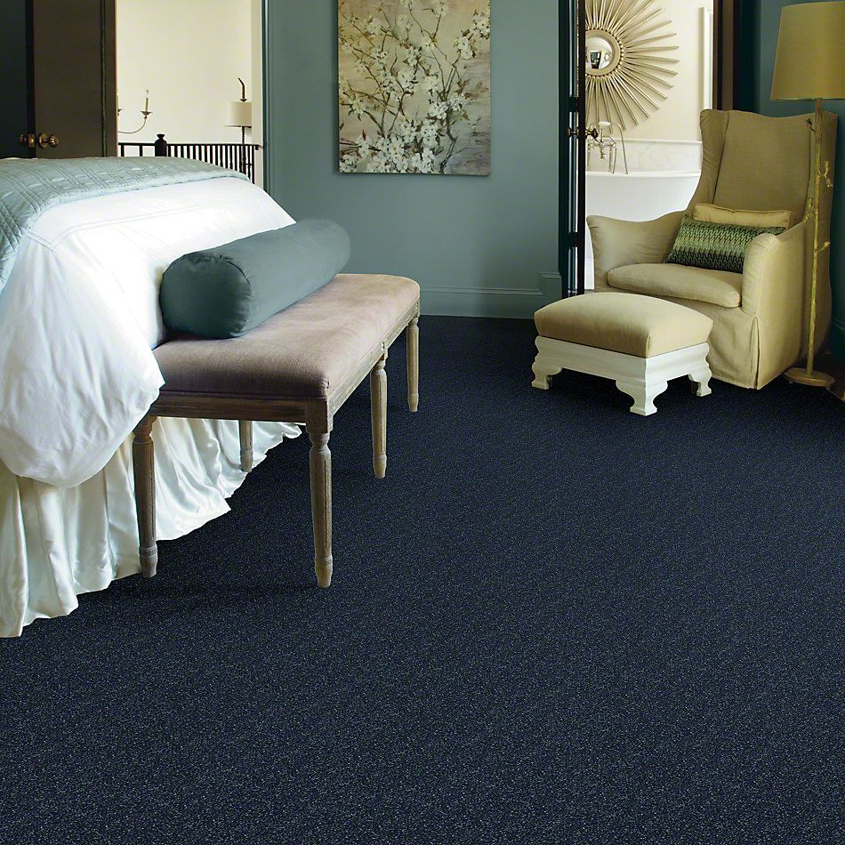 Shaw Floors Secret Escape III 15′ Blue Macaw 00401_E0053