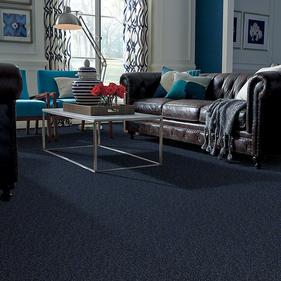 Shaw Floors Secret Escape III 15′ Blue Macaw 00401_E0053