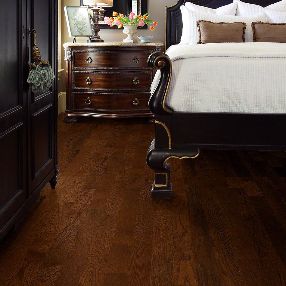 Shaw Floors Shaw Hardwoods Bellingham 3.25 Saddle 00401_SW476