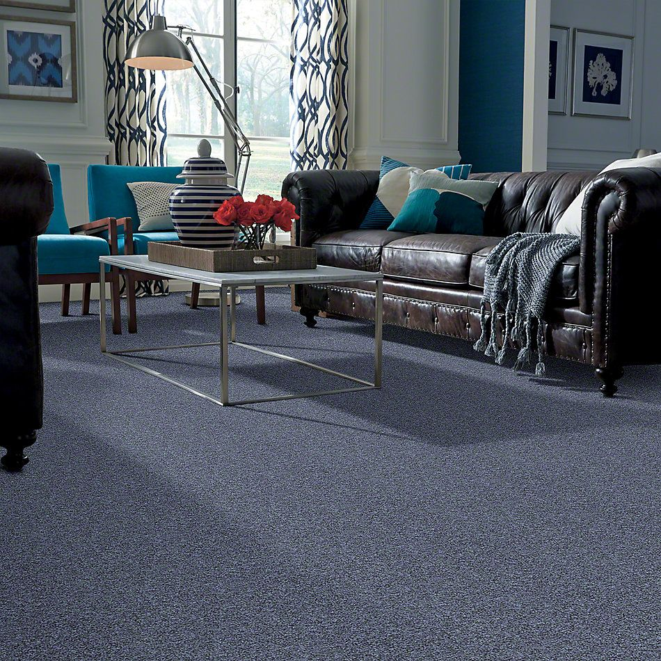Shaw Floors Dazzle Me Texture Denim 00401_E0702