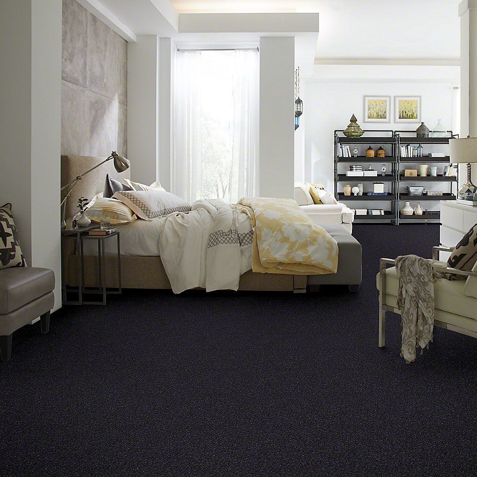 Shaw Floors SFA Awesome 7 (s) Stunning Navy 00401_E0747