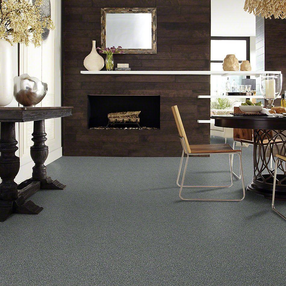 Shaw Floors Bellera Points Of Color II Slate 00401_E9643